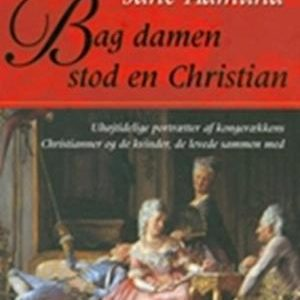 Bag damen stod en Christian-Jane Aamund-Bog